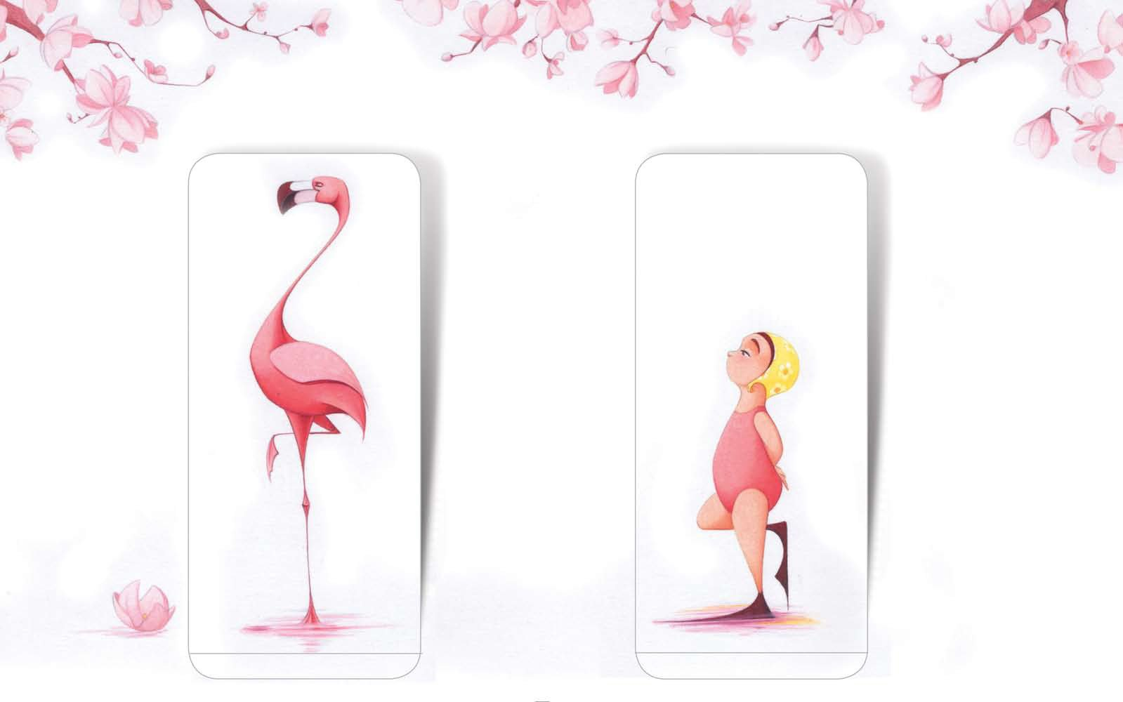 Flora and the Flamingo by imusti (Image #6)
