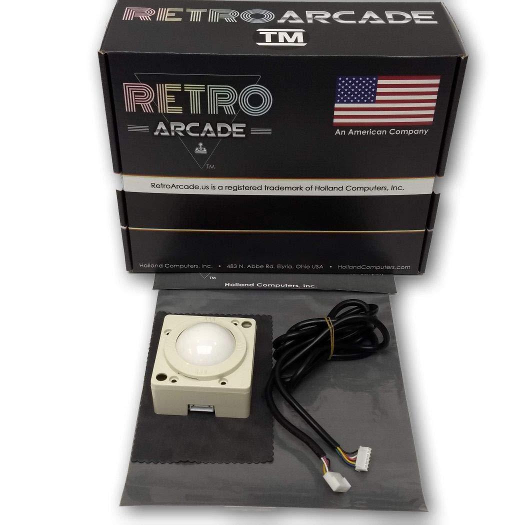 RetroArcade.us ra-track-ball-2-inr2 Track Ball - 2 inch Arcade Game trackball for Jamma 60-in-1 Jamma icade PCB Board