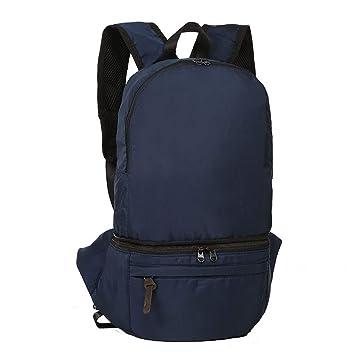 Portable Folding Day Packs Light Backpack Outdoor Travel Hiking Bag