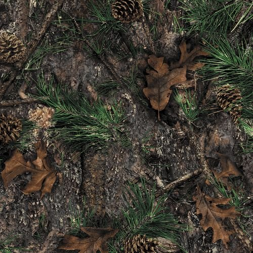 Mixed Pine True Timber Camo Hydrographic Water Transfer Film Hydro Dipping Dip Demon Wizard Ape