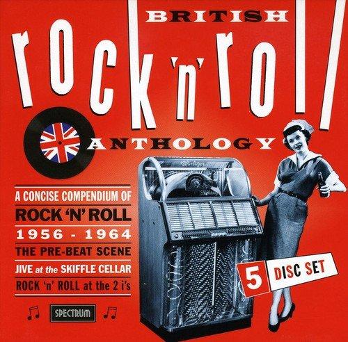 British Rock 'n' Roll Anthology (1956-1964)