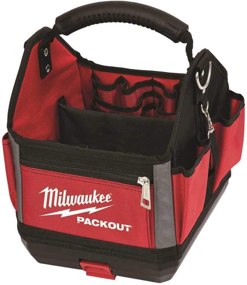 Packout - Bolso de mano, color rojo: Amazon.es: Bricolaje y herramientas