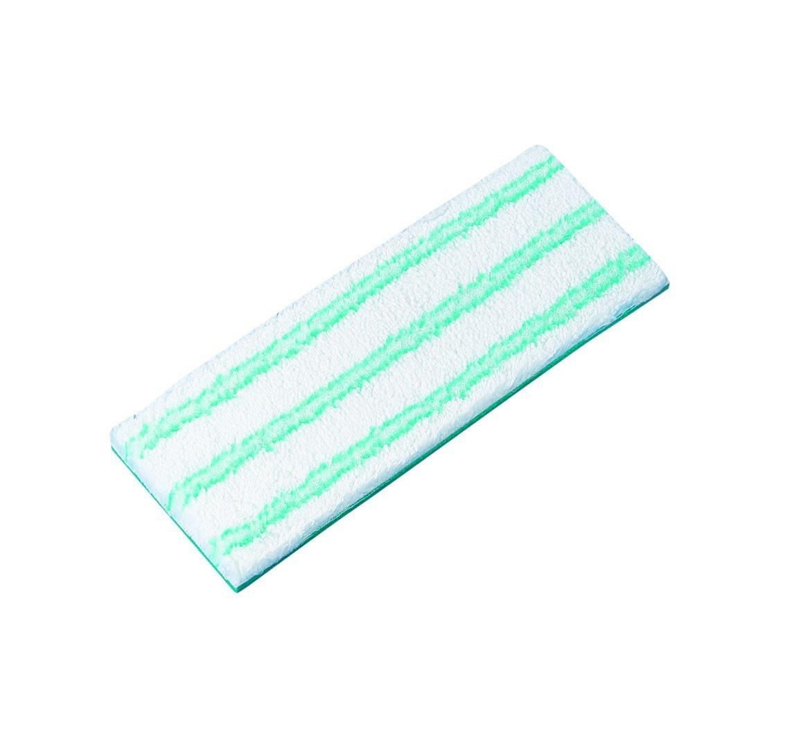 Leifheit Wischpad Picobello S cotton plus für Bodenwischer Picobello S, Wischbezug für hartnäckigen Schmutz, Bodenwischer für Stein- und Fliesenböden 56611