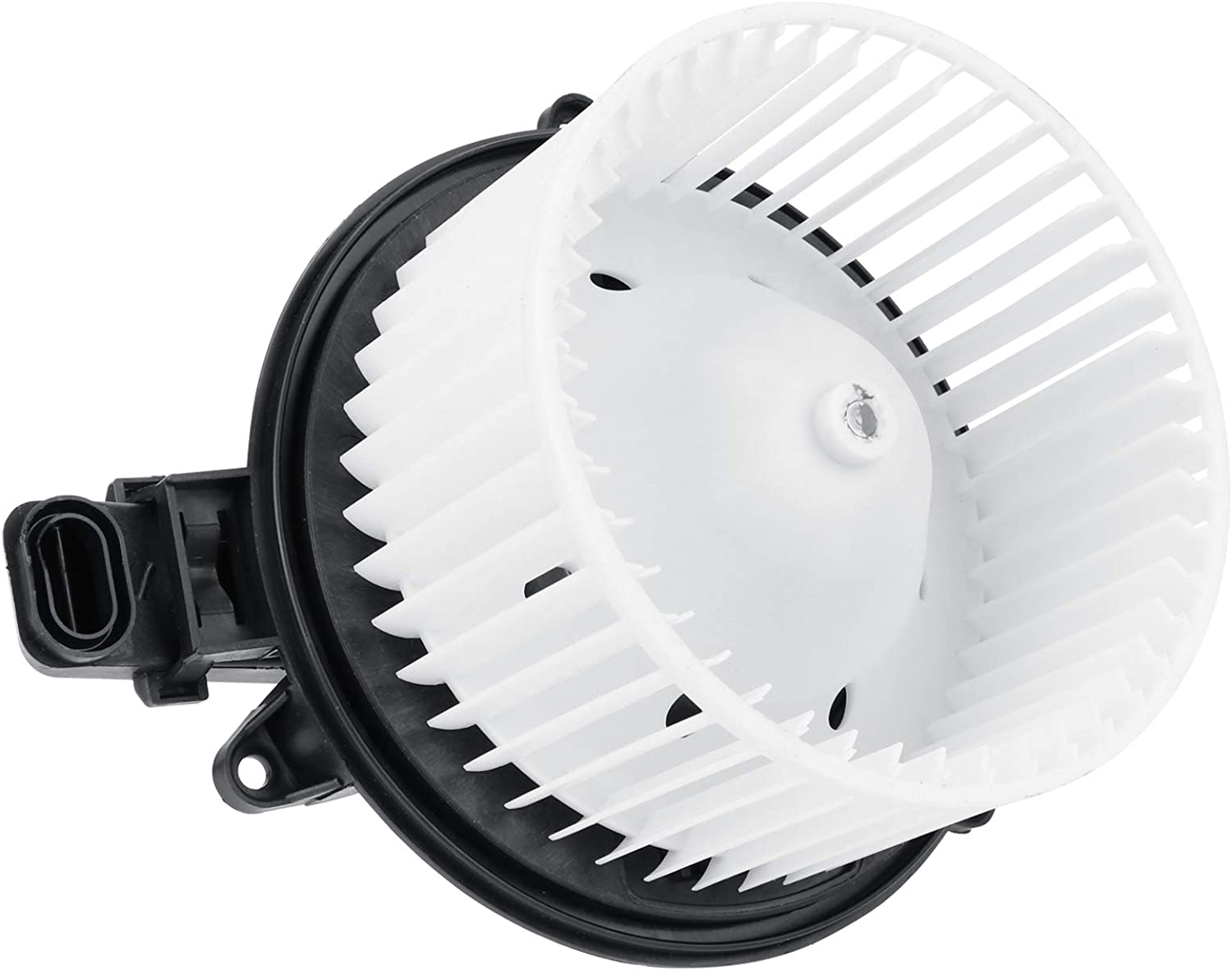 09-17 Navigator Lincoln Front HVAC Blower Motor Assembly Compatible with Ford Replacement AC Heater Blower Motor With Fan 09-17 Expedition 09-14 F150