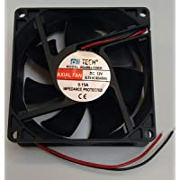 Ventilador Cooler Ventoinha Fan 80x80x25mm 12 Volts Nova