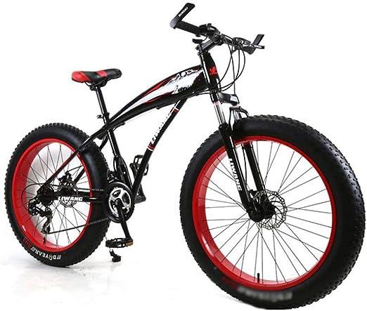 Bicicleta De Montaña, Aleación De Aluminio Ruedas De 24 Pulgadas ...