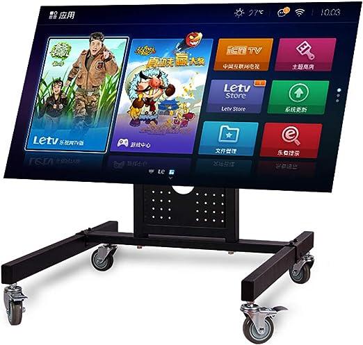 ROMX Monte el Soporte para TV móvil con Ruedas El Carro Universal ...