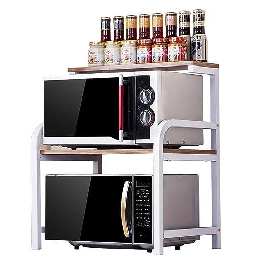 Rejilla de horno de microondas de 3 niveles, soporte de ...