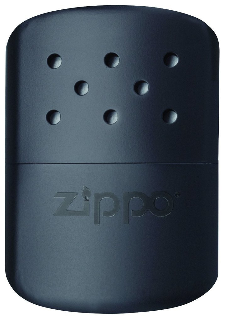 Zippo Hand Warmer, 12-Hour - Matte Black