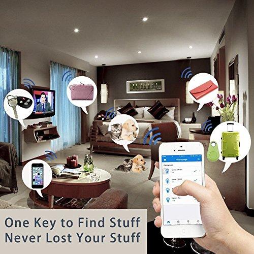 Pet Tracker Bluetooth Key Finder Car Finder Child Locator Device Wireless