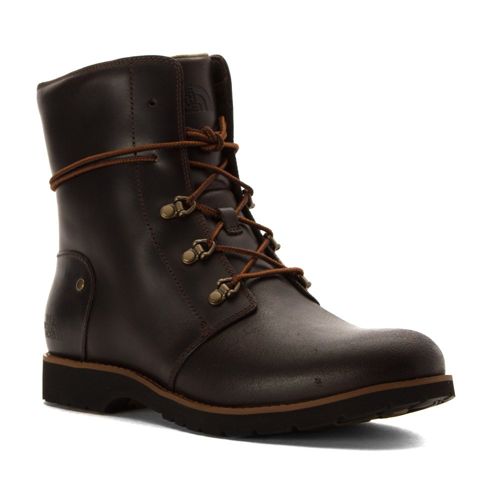 The North Face Ballard Lace 2 Boot - Women's Coffee Bean Brown/Caper Berry Green 10.5