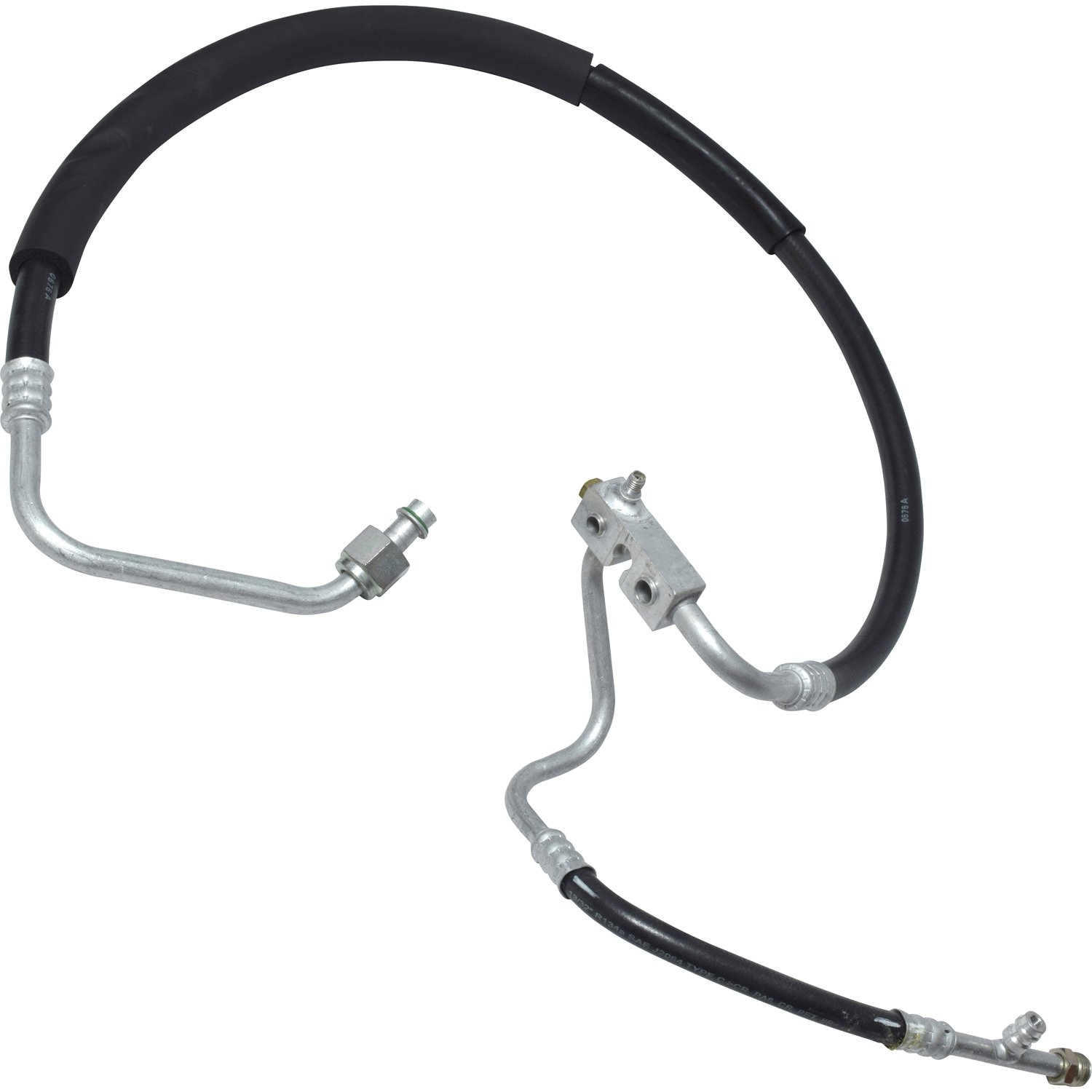Universal Air Conditioner HA 112064C A/C Manifold Hose Assembly
