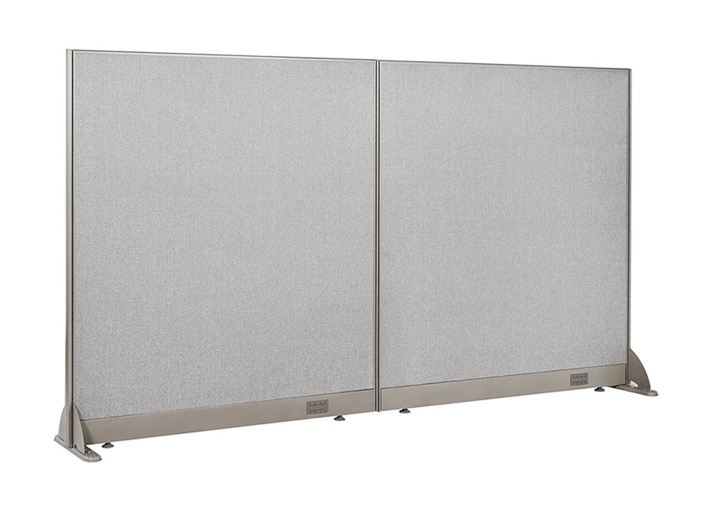 GOF Office Freestanding Partition (96W x 48H)