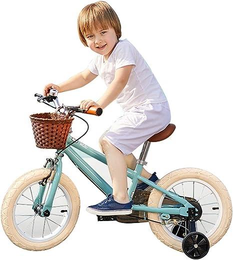 Bicicletas Para Niños Chicas Niños Azules Regalos Infantiles Marco ...