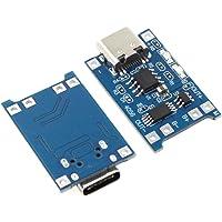 DIY Nuevo WE-WG0275 TP4056 Type-c USB 18650 batería