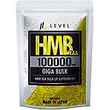 LEVEL FIT HMB EAA アルギニン サプリ100000mg【業界最大級配合量】360粒1袋 筋トレのお供に