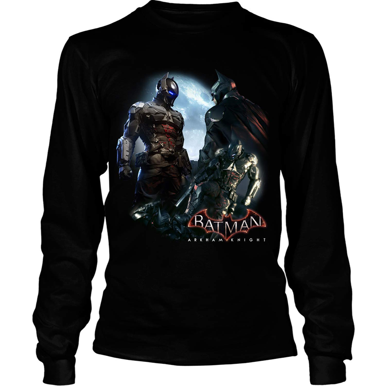 Bruce Wayne T Shirt Arkham Knight T Shirt Tees 7558