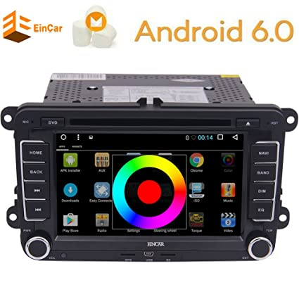 Amazon com: Canbus+Android 6 0 Double Din Car Stereo