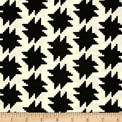 Heather Bailey True Colors Smashtag Onyx Fabric By The (Onyx Heather)