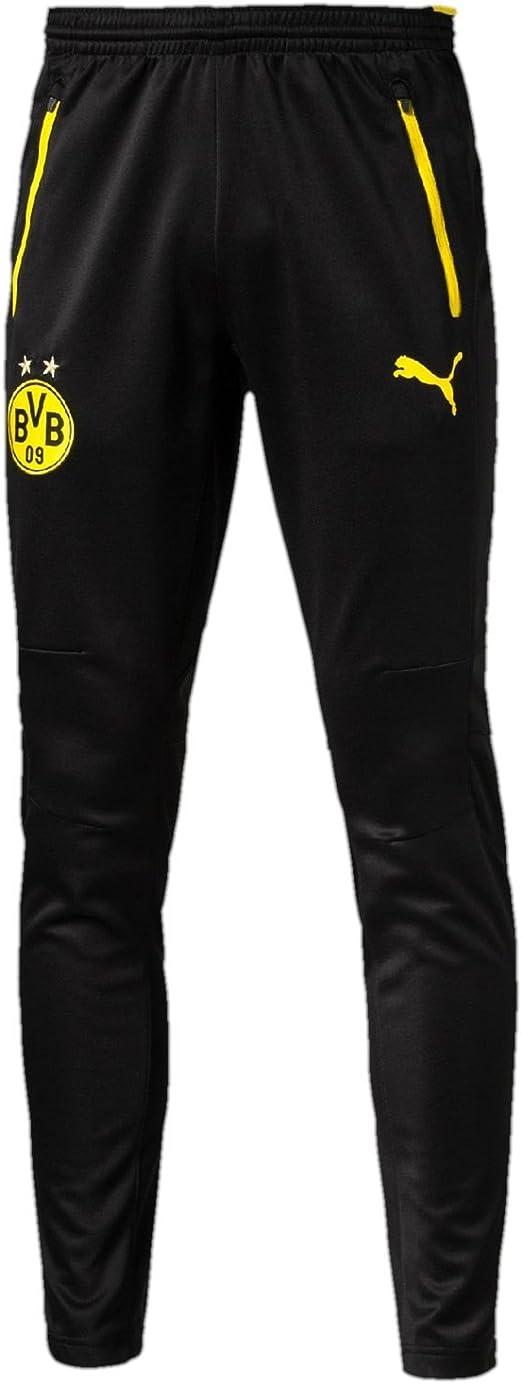 PUMA Herren BVB Casuals Sweat Pants Hose, Black, 3XL: Amazon