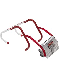 Kidde 468093 KL-2S Two-Story Fire Escape Ladder with Anti-Slip Rungs