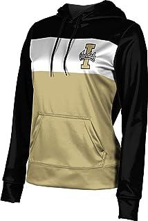 School Spirit Sweatshirt Geo University of Idaho Girls Zipper Hoodie