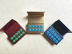 3pcs 10 holes Dental FG Bur Burs Disinfe...