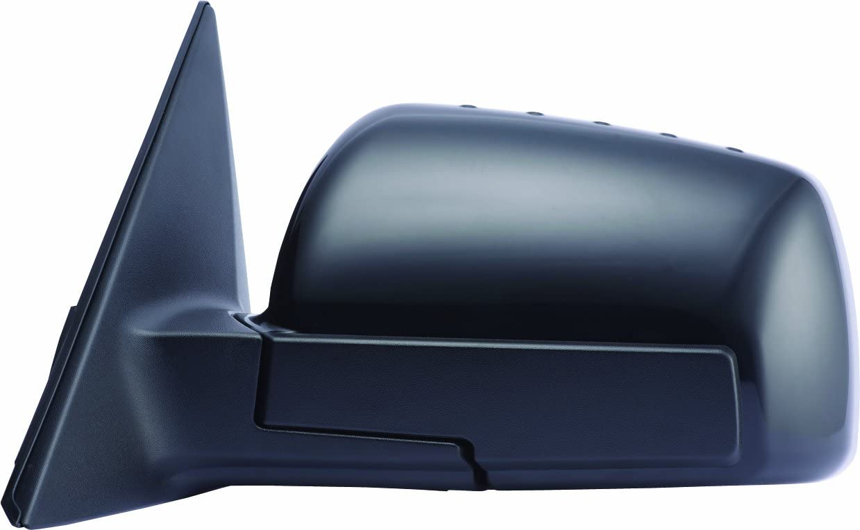 Fit System Replacement Mirrors 7... Textured Black with Paint-to-Match Cover