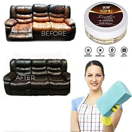 Amazon.com: PIKAqiu33Leather Conditioner, Multifunctional Leather ...