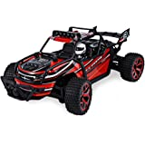 AHAHOO RC Cars 4WD Off-Road Racing Truck 1:18 High Speed 2.4Ghz Radio Remote Control Vehicle Electric Rock Climber Fast Stunt Buggy