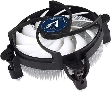 ARCTIC Alpine 12 LP - Refrigeración de CPU - Ventilador de CPU ...