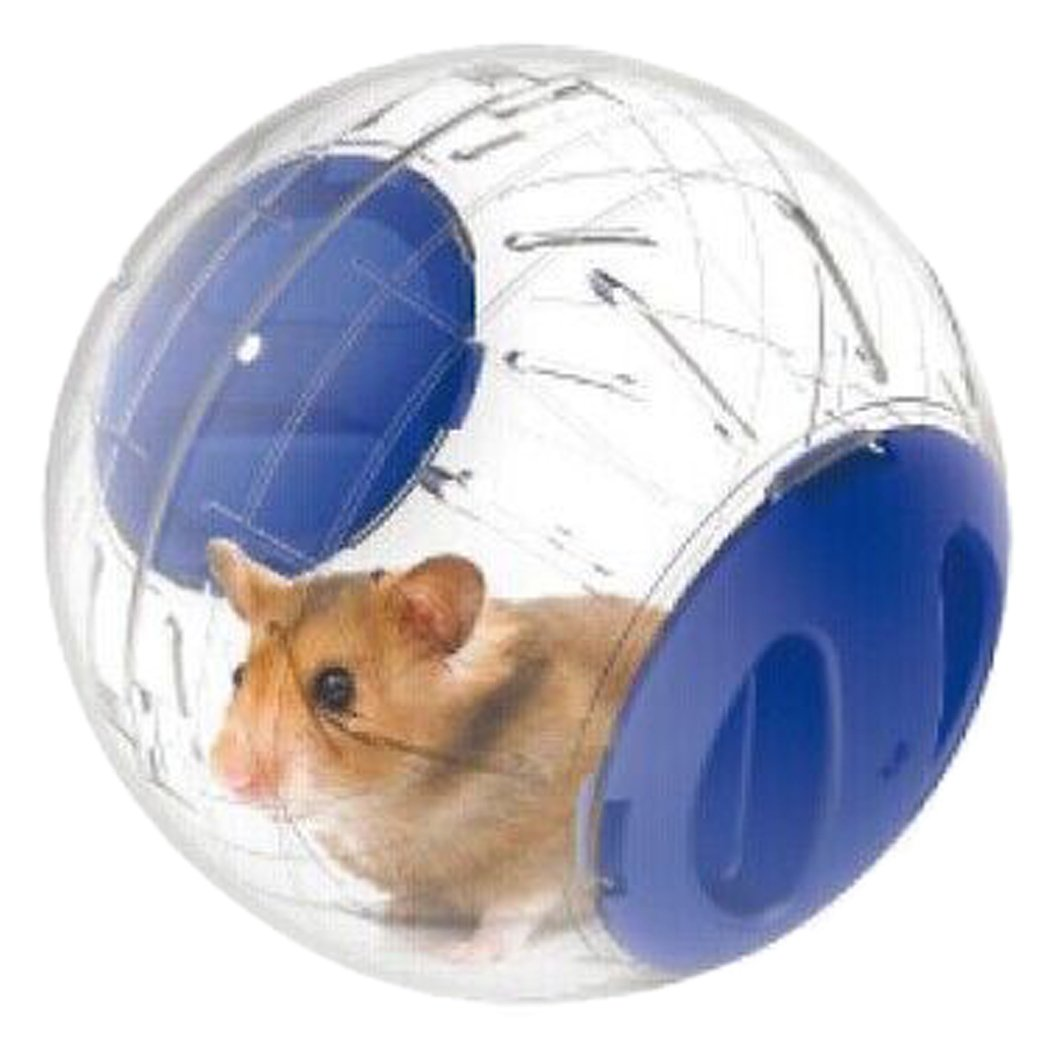 Legendog Hamster Toy Portable Pet Play Toy Plastic Exercise Ball for Small Animals Hamster Ball