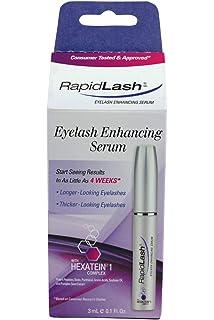 141c7decca9 Rapidlash Eyelash and Eyebrow Enhancing Serum (3ml),0.1-Fluid Ounces Bottle