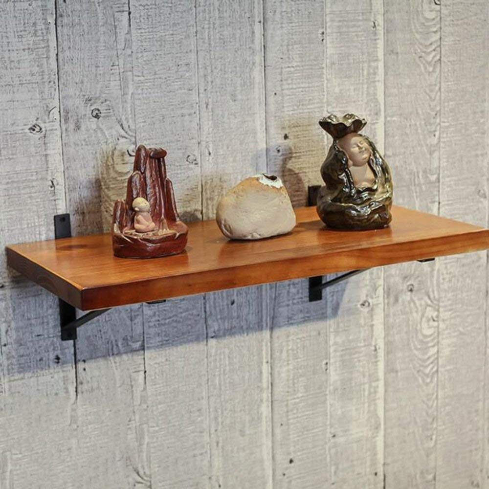 12020cm DYR Wall Shelf Vintage Wooden Kitchen Cabinet for Wine (Dimensions  120  20cm)