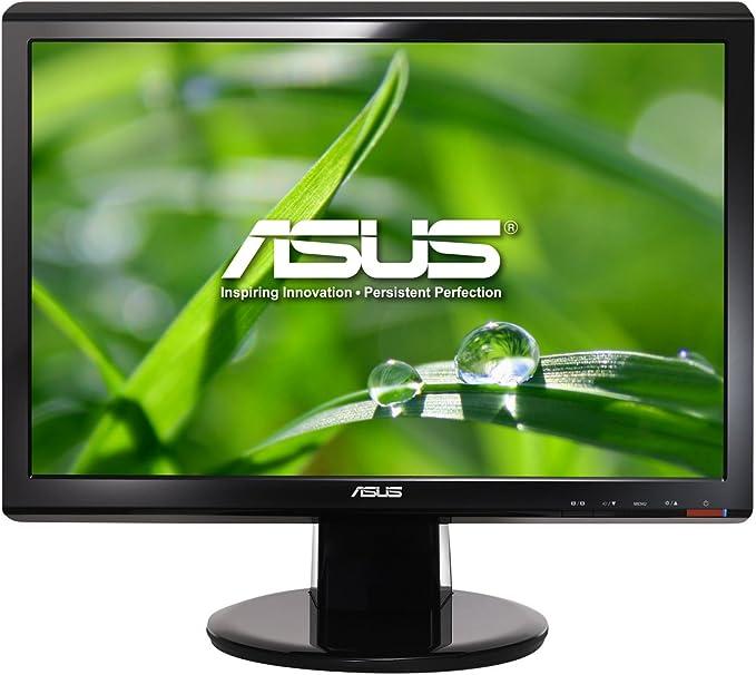 Asus Vh198d 48 3cm Monitor Schwarz Computer Zubehör