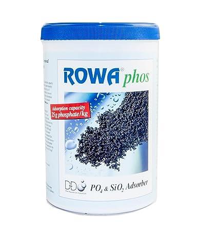 amazon com d d rowahos phosphate remover for aquarium 1000ml