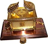 The Ark of The Covenant Gold Plated with Ark