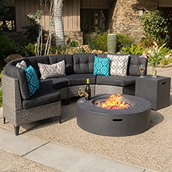 Amazon Com Genuine Ohana Outdoor Patio Wicker Furniture