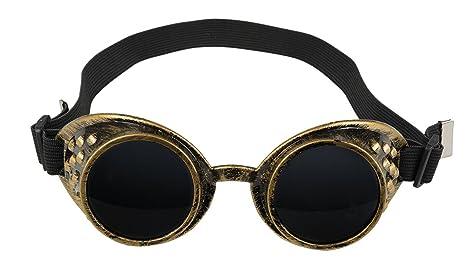 Gafas de protección para soldar Steampunk