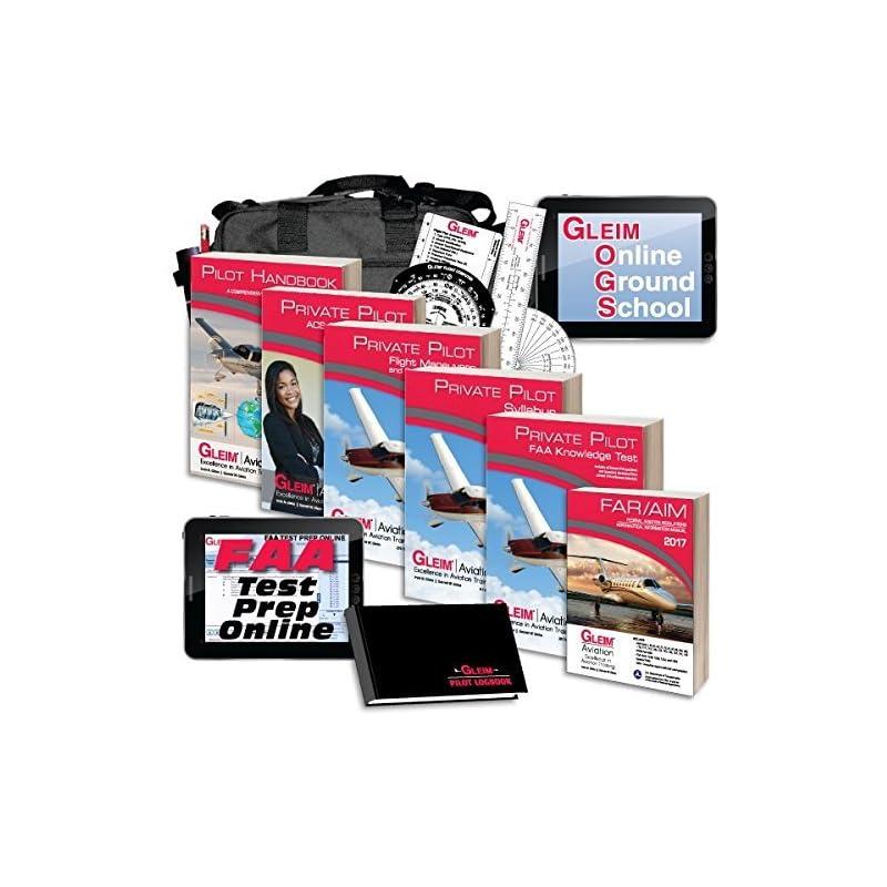 Gleim Deluxe Private Pilot Kit