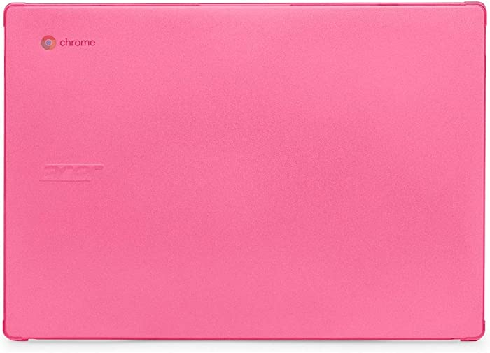 "mCover Hard Shell Case for 2020 14"" Acer Chromebook 314 C933 Series Laptop (Pink)"