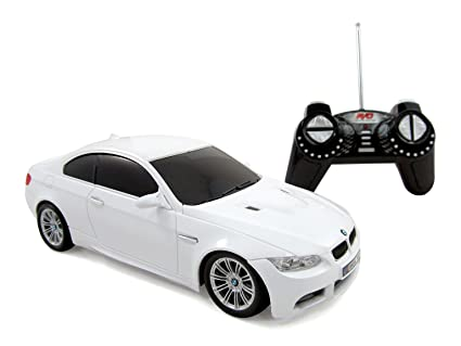 BMW M3 Series Remote Control RC Sports Car 1:18 Scale Model With Headlights  U0026