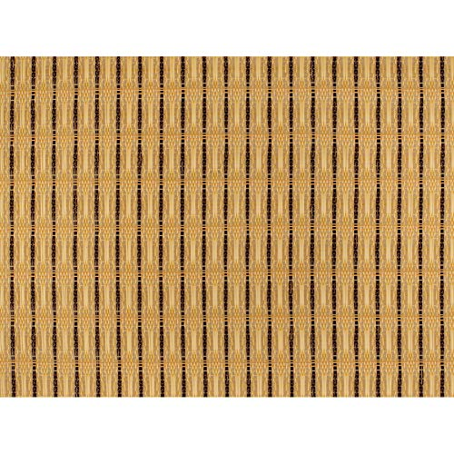 Speaker Grill Cloth Fabric Beige/Brown Yard 36
