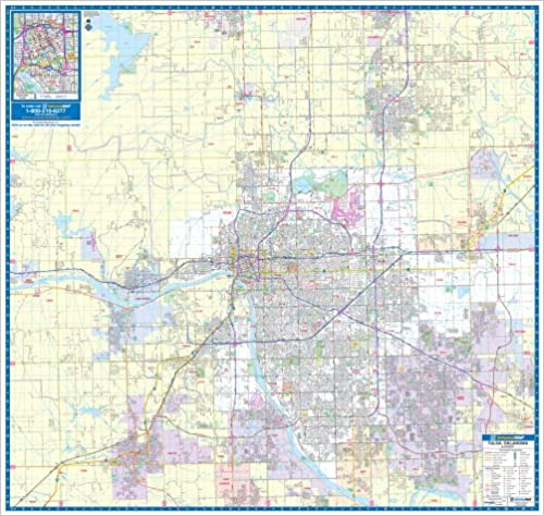 Amazon.com: Tulsa, Ok (City Wall Maps) (9780762543694 ... on city of bisbee map, city of goodyear map, city of cheyenne map, city of wichita map, city of mesa map, city of indianapolis map, tucson city map street map, tucson city bus map, town of paradise valley map, university of tucson map, city of surprise map, new river az city limits map, arizona map, city of prescott map, city of benson map, city of flagstaff map, city of peoria map,