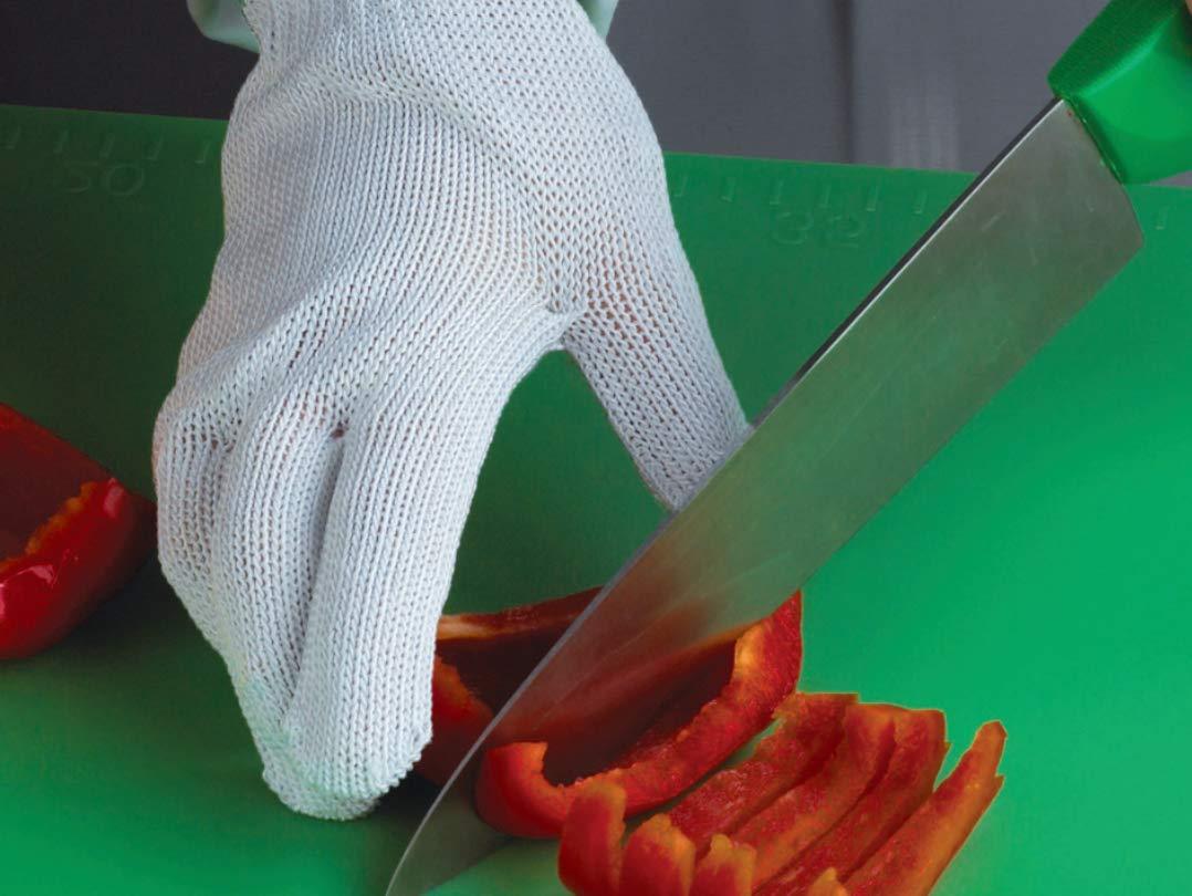 San Jamar DFG1000-L D-Flex Professional Cut-Resistant Glove, Large