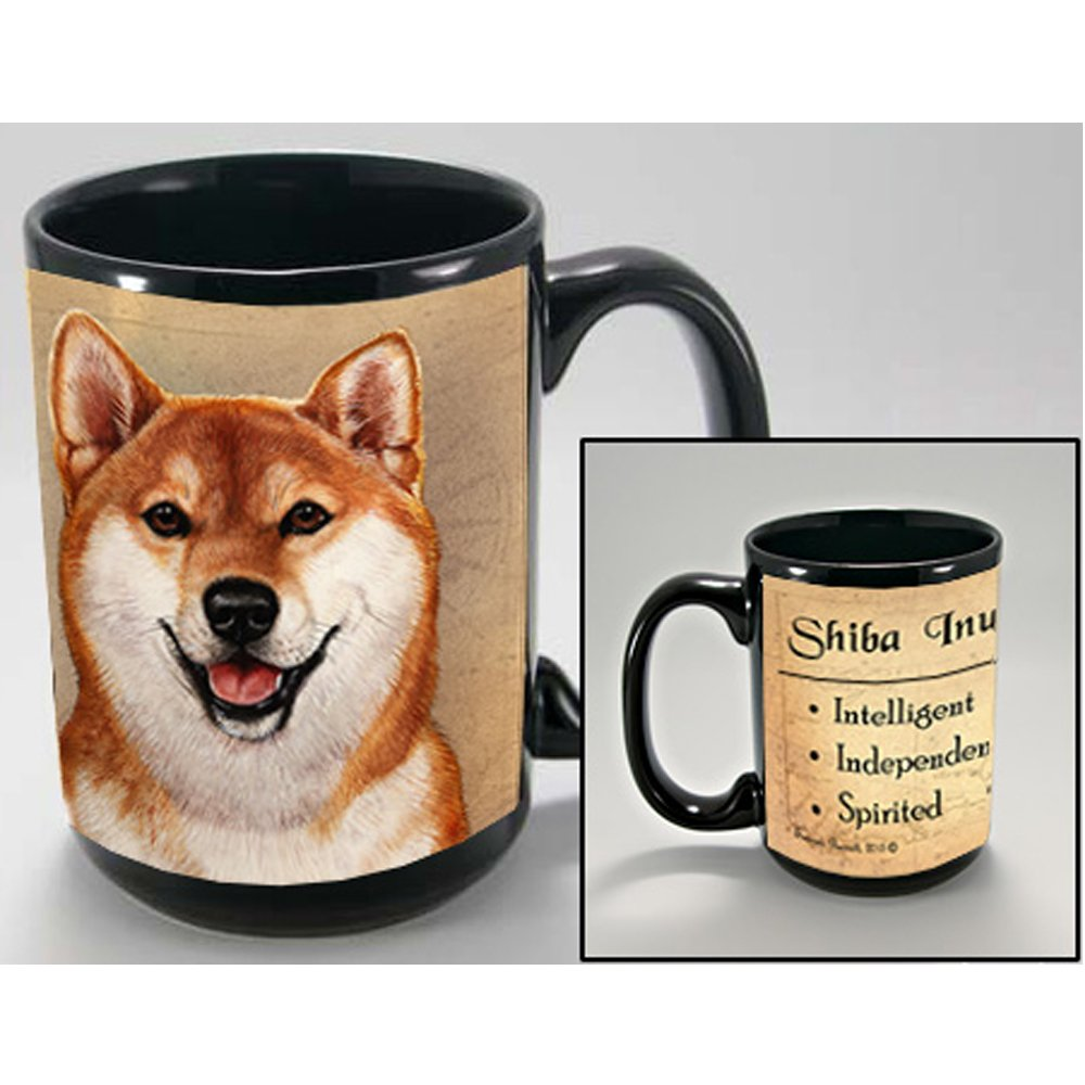 SCHNAUZER UNCROPPED Faithful Friend Coffee Cup Pet Gifts USA