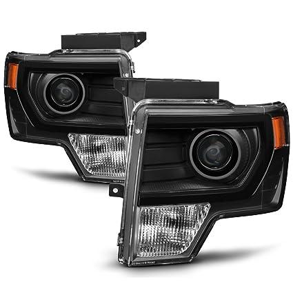 2014 F150 Headlights >> Amazon Com Acanii For Projector Style Headlamps 2009 2014
