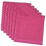 Tackle Your Kitchen Works With DII Dish Towels/Dish Cloths DII Zig Zag Barmop Dish Towels/Dish Cloths are must-own kitchen essentials for every household. The thick woven fabric can take care of all heavy cleaning duties in your kitchen or an...