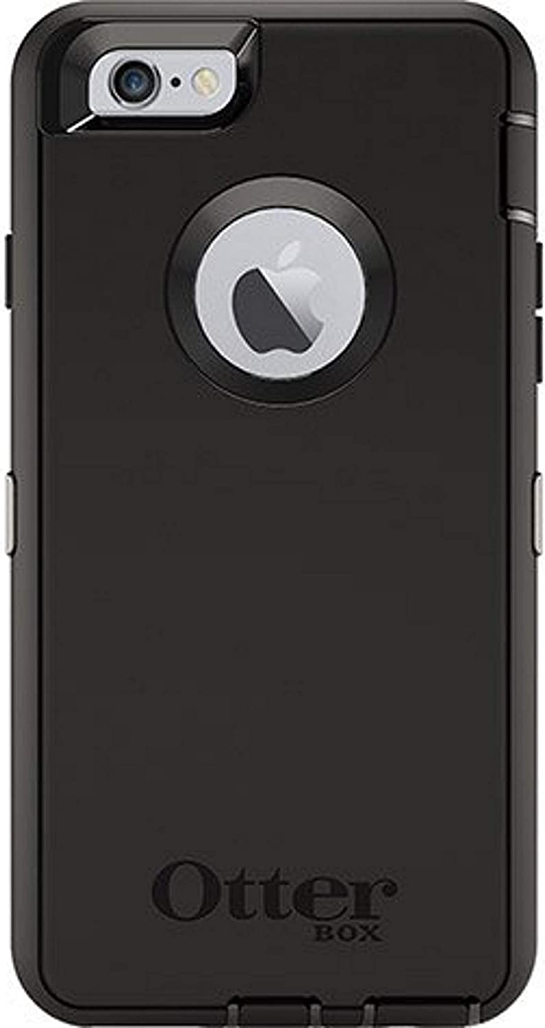 OtterBox Defender iPhone 6/6s - Case Only - Non Retail Packaging - Black