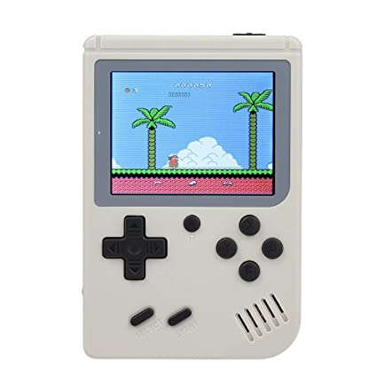 Generic 3 Inch Screen Retro Mini 2 Handheld Game Console Built-in 168 Classic Games